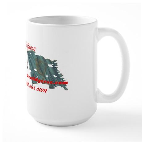 The Wild Geese - Large Mug