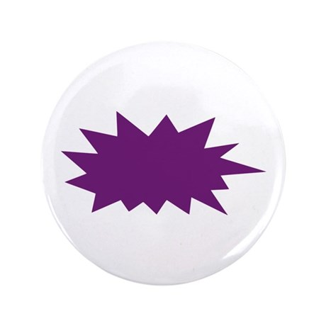 "Speech bubble 3.5"" Button (100 pack)"
