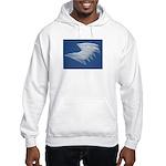 White Sutton Hooded Sweatshirt