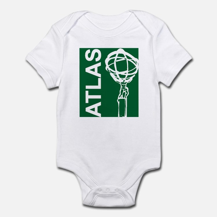 Cute Capitalist Infant Bodysuit