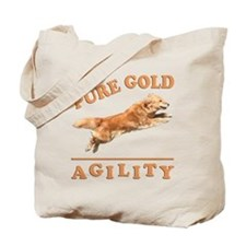 Pure Gold Agility Tote Bag