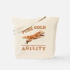 Pure Gold Agility Tote Bag