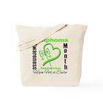 Lymphoma Awareness Month v4 Tote Bag