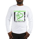 Lymphoma Awareness Month v4 Long Sleeve T-Shirt