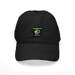 Lymphoma Awareness Month v4 Black Cap