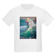 Pyle's Mermaid  Kids T-Shirt