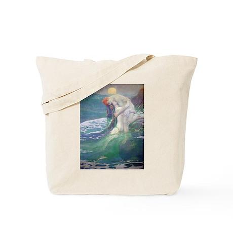 Pyle's Mermaid Tote Bag