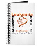 Leukemia Awareness Month v4 Journal