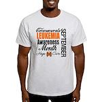 Leukemia Awareness Month Light T-Shirt