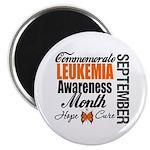 Leukemia Awareness Month Magnet