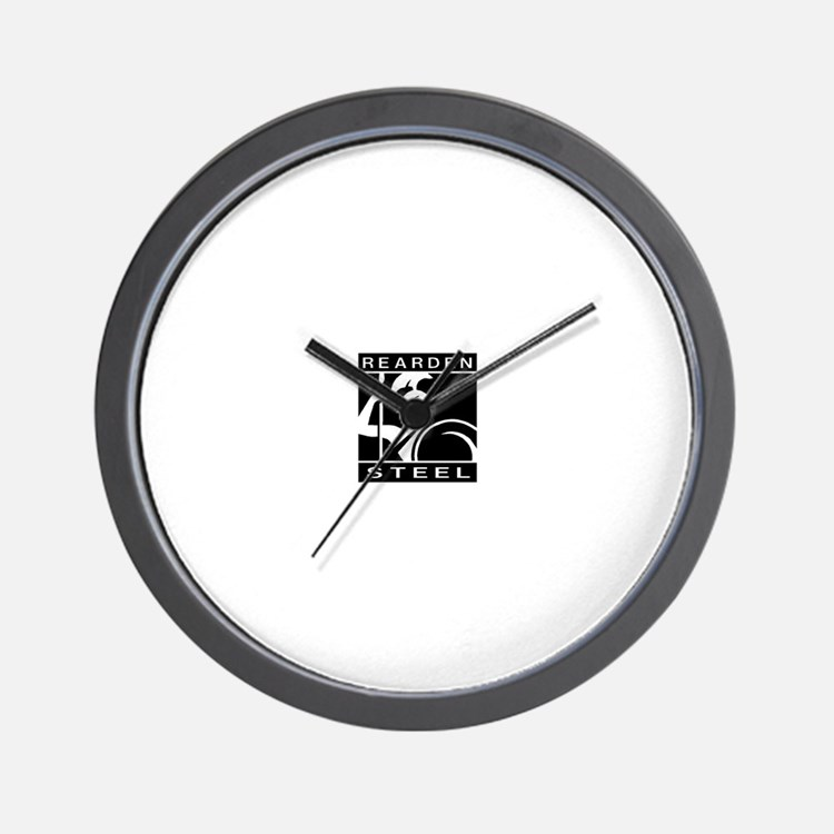 Cute Atlas shrugged Wall Clock