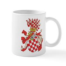 Croatia Coat of Arms (1800's) Mug