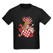 Croatia Coat of Arms (1800's) T