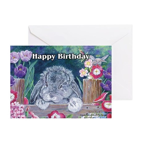 Mithril's Magic Birthday Greeting Cards (Pk of 20)