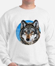 Painted Wolf Jumper