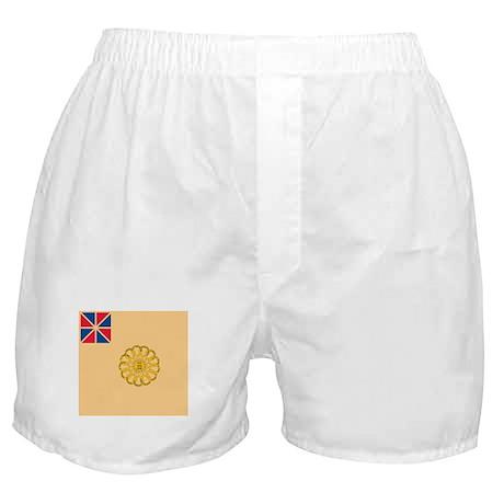 2nd New Hampshire Regiment Fl Boxer Shorts