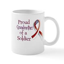 Grandmother of a Soldier Mug