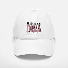 Maltapoo Diva Baseball Baseball Cap