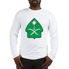 Saudi Arabia Long Sleeve T-Shirt