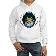 Astro Cat Jumper Hoody