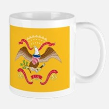 Rough Riders Flag Mug