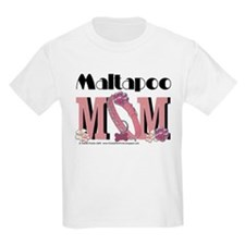 Maltapoo MOM T-Shirt