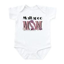 Maltapoo MOM Infant Bodysuit