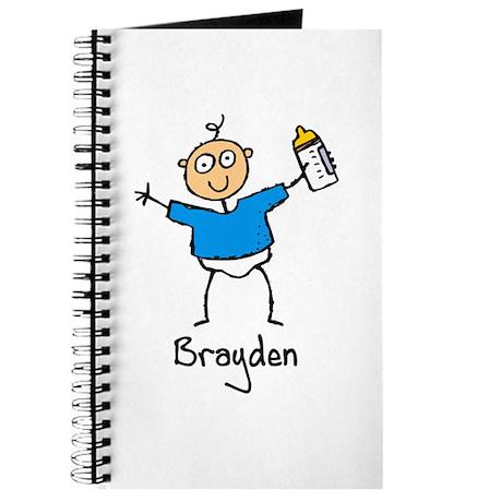 Brayden Baby Journal
