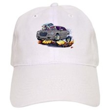 Chrysler 300 Silver/Grey Car Baseball Baseball Cap