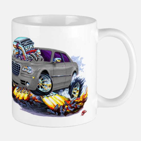 Chrysler 300 Silver/Grey Car Mug