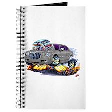 Chrysler 300 Silver/Grey Car Journal