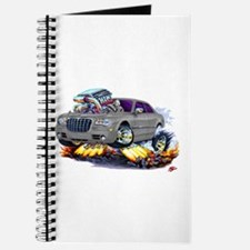 Chrysler 300 Silver/Grey Car Journal