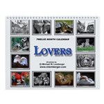 Lovers Wall Calendar
