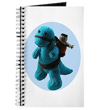 Cute Dinosaur & Caveman Journal