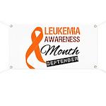 Leukemia Awareness Month v6 Banner