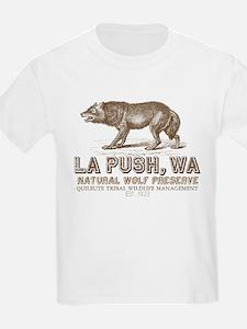 La Push Wolf Preserve T-Shirt