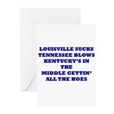 Funny Ncaa Greeting Cards (Pk of 20)