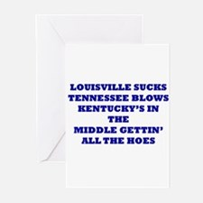 Funny Ncaa Greeting Cards (Pk of 10)