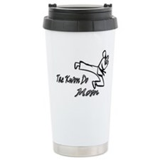 Tae Kwon Do Mom Travel Mug
