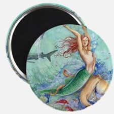 Hunt's Mermaid Magnet