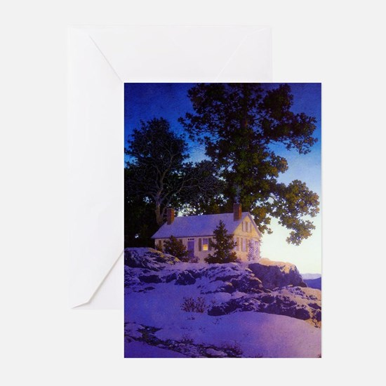 Maxfield Parrish Holiday Greeting Cards (Pk of 20)