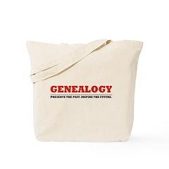 Preserve & Inspire Tote Bag