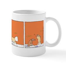 dog cone Mugs