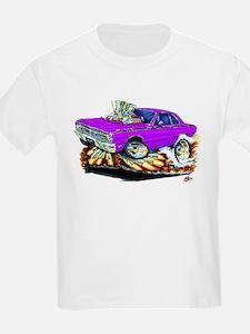 Dodge Dart Purple Car T-Shirt