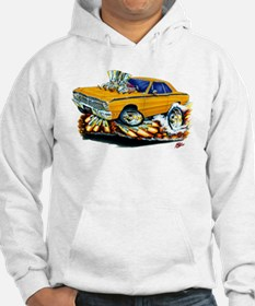 Dodge Dart Orange Car Hoodie