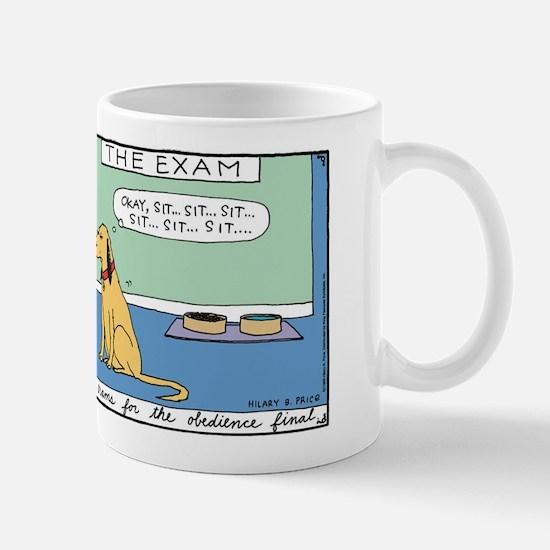 small mugdog exam Mugs
