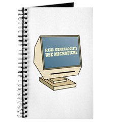 Use Microfiche Journal