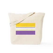 Nineteenth Amendment Flag Tote Bag