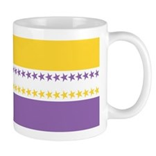 Nineteenth Amendment Flag Mug