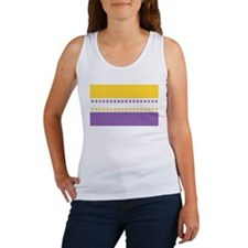 Nineteenth Amendment Flag Women's Tank Top